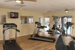 apts phoenix: weight room
